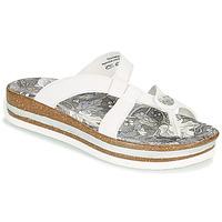 Shoes Women Sandals Think ZEGA White