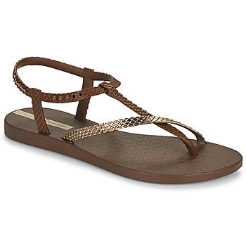 Shoes Women Sandals Ipanema IPANEMA CLASS WISH II FEM Brown