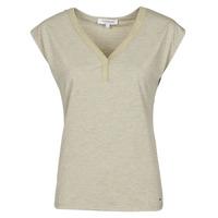 Clothing Women Short-sleeved t-shirts Morgan DMAYA Beige