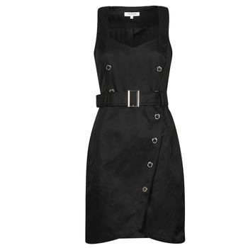 Clothing Women Short Dresses Morgan ROSITTA Black