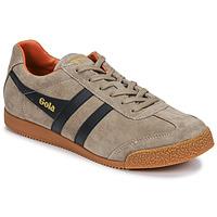 Shoes Men Low top trainers Gola HARRIER Beige / Marine