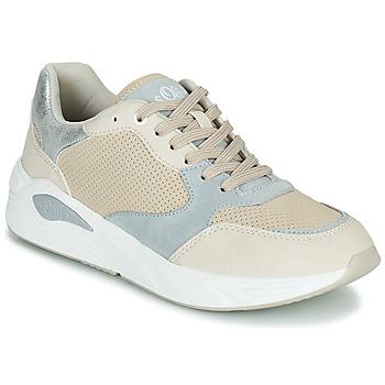 Shoes Women Sandals S.Oliver SAPANE Beige / Grey
