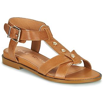Shoes Women Sandals Karston SOCAS Camel