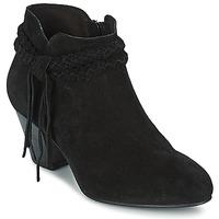 Shoes Women Ankle boots Betty London CROUTILLE Black