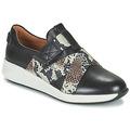 Clarks  UN RIO STRAP  women's Shoes (Trainers) in Black - 26158612