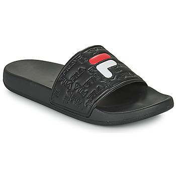 Shoes Men Sliders Fila BAYWALK SLIPPER Black