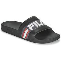 Shoes Men Sliders Fila OCEANO SLIPPER Black