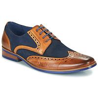 Shoes Men Derby Shoes Kdopa MANI Camel / Blue