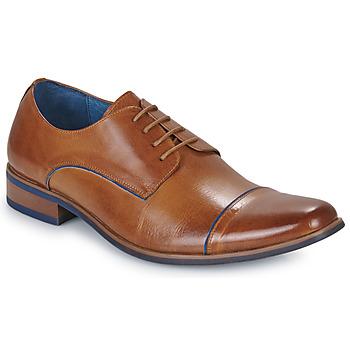 Shoes Men Derby Shoes Kdopa HAGEN Camel