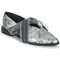 Shoes Women Flat shoes Papucei DONA Silver
