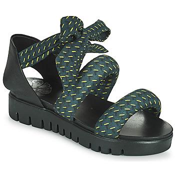 Shoes Women Sandals Papucei LILLA Blue / Black