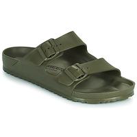 Shoes Men Mules Birkenstock ARIZONA EVA Kaki