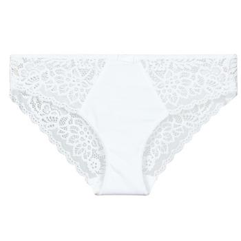 Underwear Women Knickers/panties DIM SUBLIM DENTELLE X2 Black