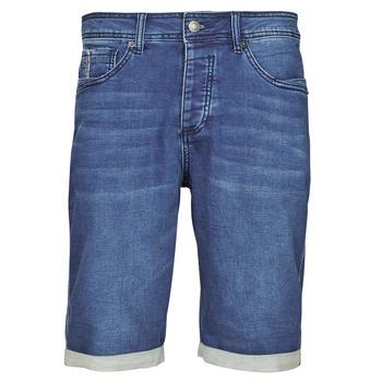 Clothing Men Shorts / Bermudas Deeluxe BART Blue