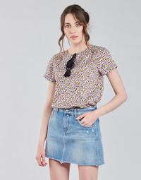 Clothing Women Tops / Blouses Deeluxe MERRY Multicolour