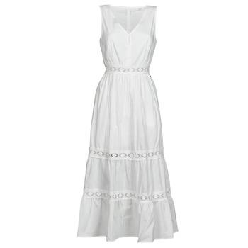 Clothing Women Short Dresses Deeluxe MAEL Ecru