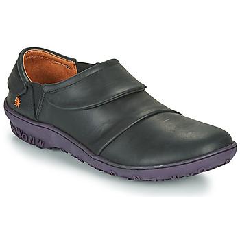 Shoes Women Mid boots Art ANTIBES Black