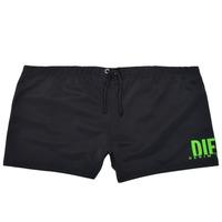 Clothing Boy Trunks / Swim shorts Diesel MOKY Black
