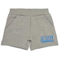 Clothing Boy Shorts / Bermudas Diesel POSTYB Grey