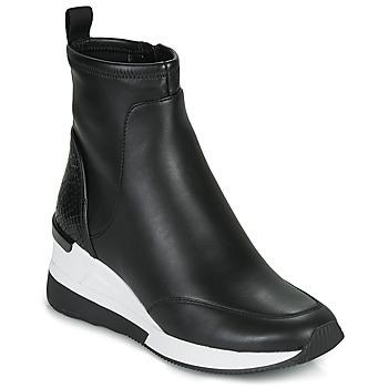 Shoes Women Hi top trainers MICHAEL Michael Kors KINSEY Black