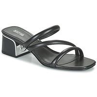 Shoes Women Mules MICHAEL Michael Kors LANA MULE Black