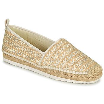 Shoes Women Espadrilles MICHAEL Michael Kors LENNY ESPADRILLE Beige