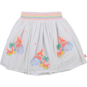 Clothing Girl Skirts Billieblush / Billybandit U13275-10B White