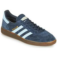 Shoes Low top trainers adidas Originals HANDBALL SPEZIAL Blue / White