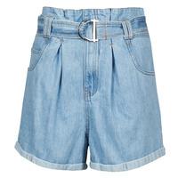 Clothing Women Shorts / Bermudas Betty London ODILON Blue / Medium