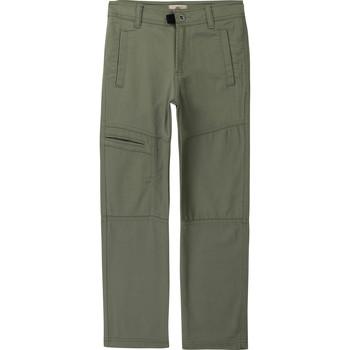 Clothing Boy Cargo trousers Timberland CARGOTA Kaki