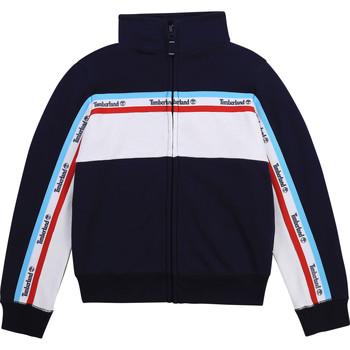 Clothing Boy Sweaters Timberland SWATT Multicolour