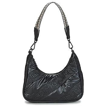 Bags Women Small shoulder bags Desigual BOLS_TAIPEI MEDLEY Black