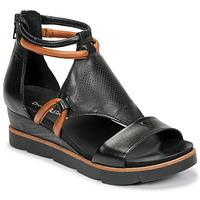 Shoes Women Sandals Dream in Green LIRABIEN Black