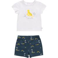 Clothing Boy Sets & Outfits Carrément Beau Y98107-N48 Multicolour