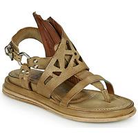 Shoes Women Sandals Airstep / A.S.98 POLA GRAPH Kaki
