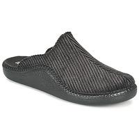 Shoes Men Slippers Romika Westland MONACO 220 Black