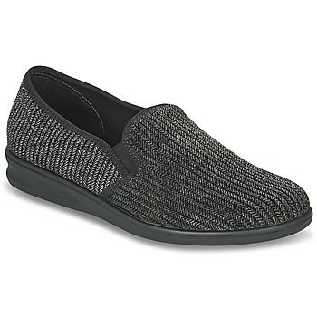 Shoes Men Slippers Romika Westland BELFORT 122 Black