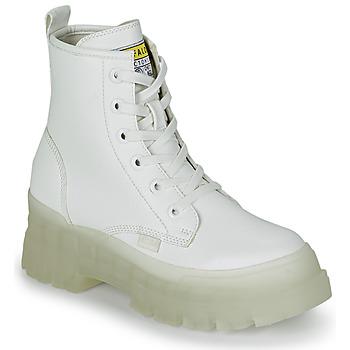 Shoes Women Mid boots Buffalo ASPHA RLD White