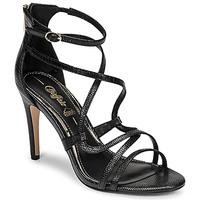 Shoes Women Sandals Buffalo MERCY 2 Black