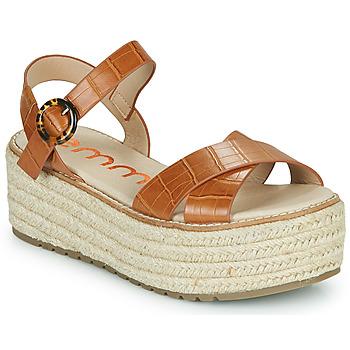 Shoes Women Sandals Emmshu NESA Cognac
