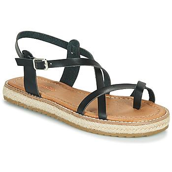Shoes Women Sandals Emmshu ALTHEA Black