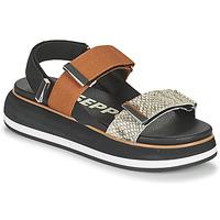 Shoes Women Sandals Gioseppo ELICOTT Black