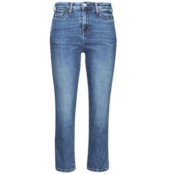 Clothing Women Slim jeans Pepe jeans DION 7/8 Blue / Medium / Hf8