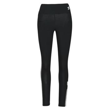 Clothing Women Leggings adidas Originals HW TIGHTS Black