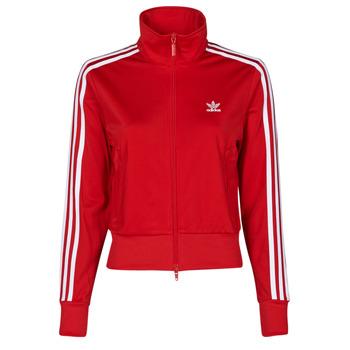 Clothing Women Track tops adidas Originals FIREBIRD TT PB Red