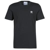 Clothing Men Short-sleeved t-shirts adidas Originals ESSENTIAL TEE Black