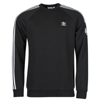 Clothing Men Sweaters adidas Originals 3D TF 3 STRP CR Black