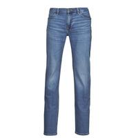 Clothing Men Slim jeans Lee RIDER Blue