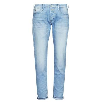 Clothing Women Boyfriend jeans Le Temps des Cerises MACEL Blue