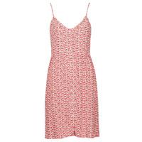 Clothing Women Short Dresses Le Temps des Cerises SIERO Red
